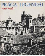 Prága legendái - Krejci, Karel