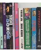 10 db vegyes fantasy, sci-fi regény