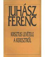 Krisztus levétele a keresztről (dedikált) - Juhász Ferenc