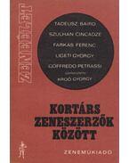 Kortárs zeneszerzők között - Kroó György