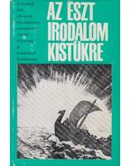 Az észt irodalom kistükre - Kross, Jaan