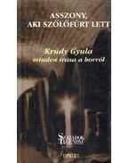 Asszony, aki szőlőfürt lett - Krúdy Gyula