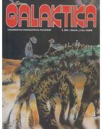 Galaktika 108. V. évf. 1989/9. - Kuczka Péter