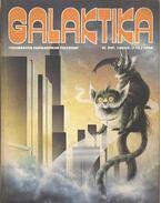 Galaktika 113. VI. évf. 1990/2. - Kuczka Péter