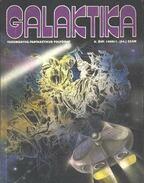 Galaktika 64. II. évf. 1986/1. - Kuczka Péter, Sziládi János