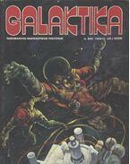 Galaktika 66. II. évf. 1986/3. - Kuczka Péter, Sziládi János