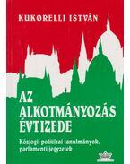 Az alkotmányozás évtizede - Kukorelli István