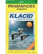 Pharmindex zsebkönyv 2000/2 - Kulcsár Béla