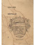 Vallási néprajz 7. - Küllős Imola