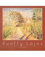 Kunffy Lajos műveiből rendezett kiállítás (meghívó)