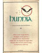 Hunnia 39. - Kunszabó Ferenc