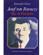 Josef von Ferenczy (dedikált) - Kunszabó Ferenc