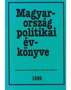 Magyarország politikai évkönyve 1999 - Kurtán Sándor, Sándor Péter, Vass László