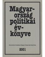 Magyarország politikai évkönyve 2001 - Kurtán Sándor, Sándor Péter, Vass László