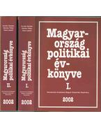 Magyarország politikai évkönyve 2002 I-II. - Kurtán Sándor, Sándor Péter, Vass László