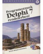 Programozzunk Delphi 7 rendszerben - Kuzmina Jekatyerina, Tamás Péter, Tóth Bertalan