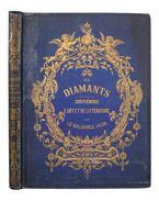 Les Diamants. Art, Poésie, Littérature (Illusztrált) - [Lacroix, Paul] Bibliophile Jacob
