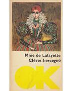 Cléves hercegnő - Lafayette, Madame de