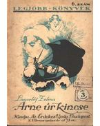 Arne úr kincse - Lagerlöf, Zelma