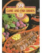 99 Game and Fish Dishes with 33 Colour Photographs - Lajos Mari, Hemző Károly