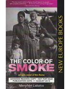 The Color of Smoke - Lakatos Menyhért
