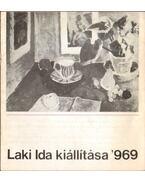 Laki Ida kiállítása '969 - Egri Mária