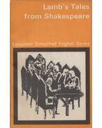 Lambs' Tales From Shakespeare - Lamb, Charles, Lamb, Mary