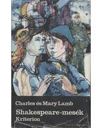 Shakespeare mesék - Lamb, Charles, Lamb, Mary