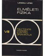 Folytonos közegek elektrodinamikája - Landau, L.D., Lifsic, E.M.