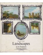 Landscapes in the Hungarian National Gallery - Telepy Katalin