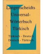 Langenscheidts Universal-Wörterbuch Türkisch