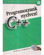 Programozzunk C++ nyelven! - Tóth Bertalan, Lapteva Natália