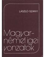 Magyar-német igei vonzatok - László Sarolta, Szanyi Gyula
