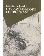 Hosszú galopp Liliputban (dedikált) - Lászlóffy Csaba