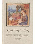 Karácsonyi csillag - Lator László