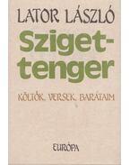 Szigettenger - Lator László