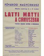 Latyi Matyi a cirkuszban