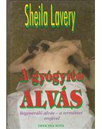 A gyógyító alvás - Lavery,  Sheila