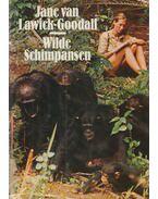 Wilde Schimpansen - Lawick-Goodall, Jane van