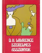 Szerelmes asszonyok - LAWRENCE, D.H.