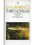 Three Novellas - LAWRENCE, D.H.