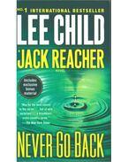 Never Go Back - Lee Child