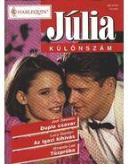 Dupla csavar / Az igazi kihívás / Tűzpróba - Júlia különszám 8. füzet - Lee, Miranda, Gordon, Lucy, Dawson, Jodi