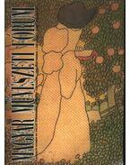 Magyar Művészeti Fórum 1998 szeptember, I. évfolyam, 1. szám - Legéndy Péter