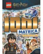 LEGO Harry Potter 1001 Matrica - Varázsvilág