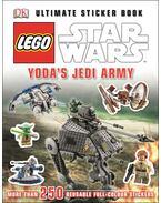 LEGO® Star Wars Yoda's Jedi Army Ultimate Sticker Book