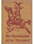 Der Spurkalender 1926/27 - Lehmann, Herbert