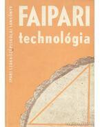 Faipari technológia IV. - Lele Dezső