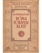 Róma tornyai alatt - Lendvai István