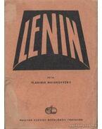 Lenin - Majakovszkij